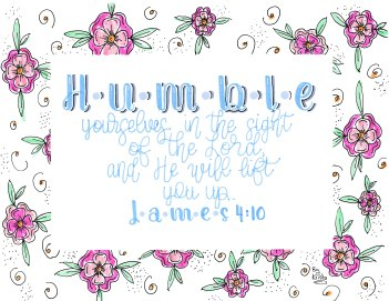 Humility-Week-2-Humble-your
